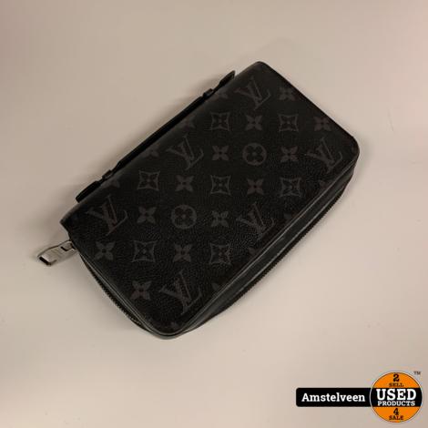 Louis Vuitton M61698  ZIPPY XL Wallet Mono Eclipse 2019   Nette Staat