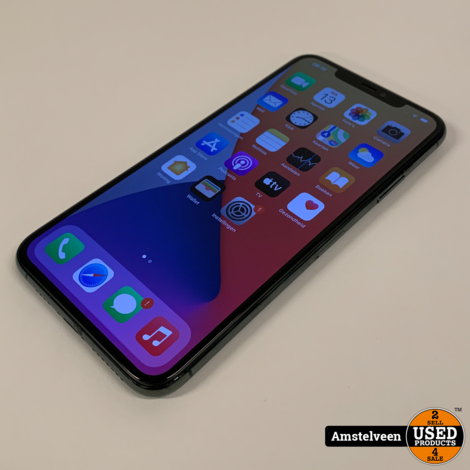 iPhone 11 Pro 64GB Midnight Green | Nette Staat