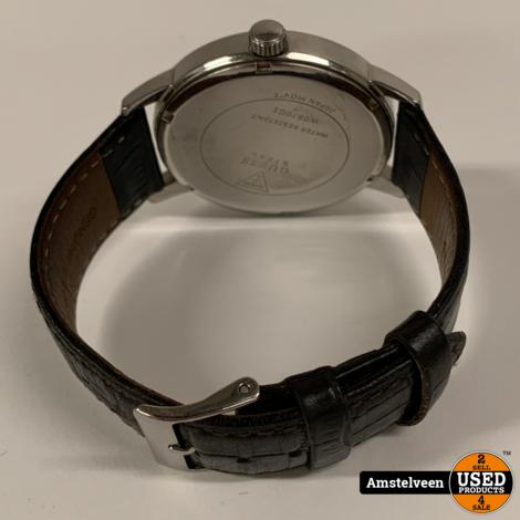 Guess Herenhorloge W0870G1 44mm Quartz   Nette Staat