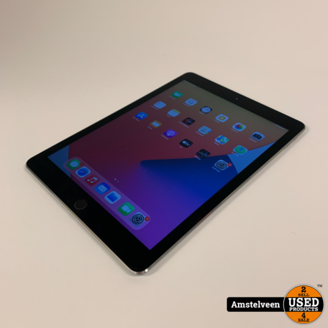 iPad Air 2 16GB WiFi Space Gray | Nette Staat
