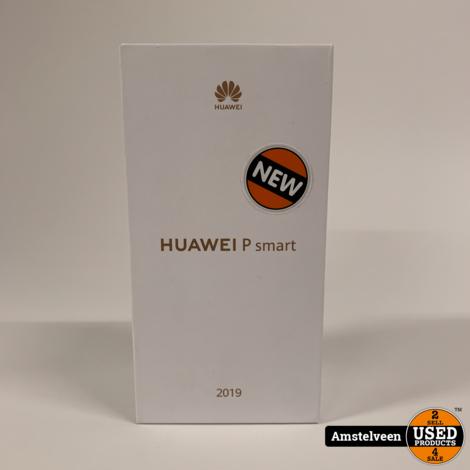 Huawei P Smart 2019 64GB Zwart/Black | Nieuw