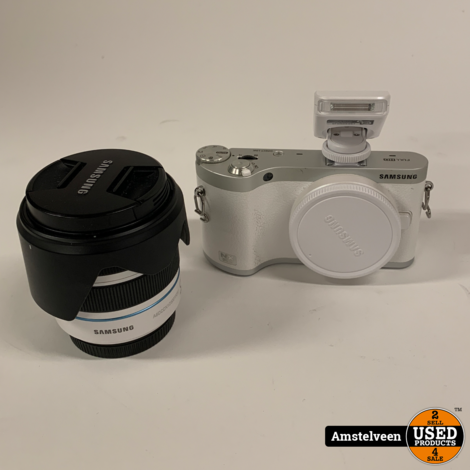 Samsung NX300 Camera | 18-55mm OIS | Nette Staat