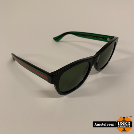 Gucci GG 0003S 52-21-145 Zonnebril | Nette Staat