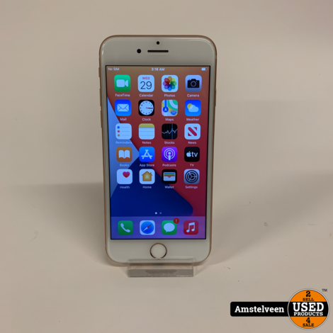 iPhone 8 64GB Gold   Nette Staat