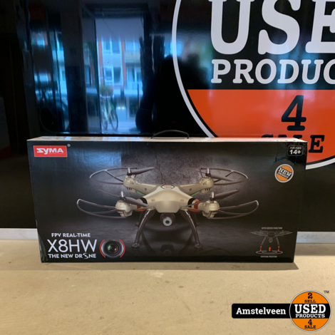 Syma X8HW FPV quadcopter WiFi   Nieuw in Doos
