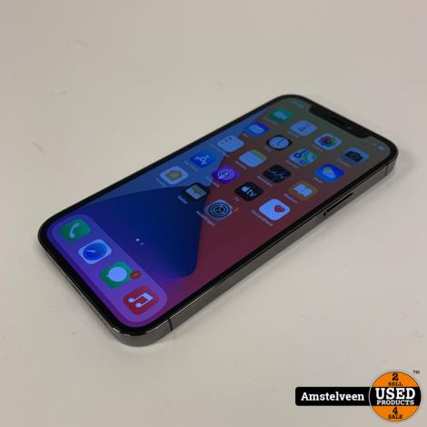 iPhone 12 Pro 128GB Graphite | Nette Staat