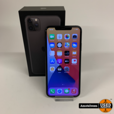 apple iPhone 11 Pro Max 64GB Space Gray   Nette Staat