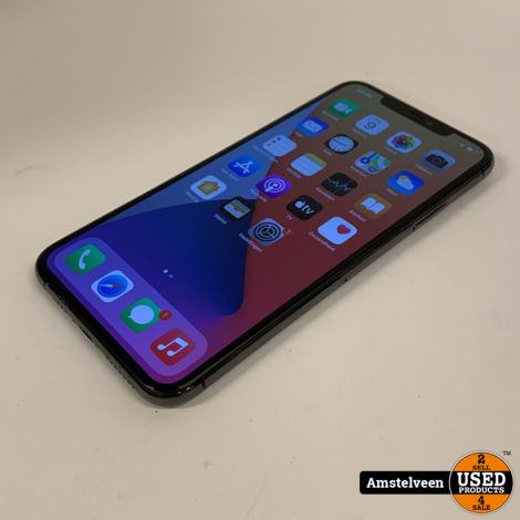 iPhone 11 Pro Max 64GB Space Gray   Nette Staat