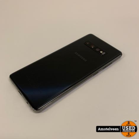 Samsung Galaxy S10 Plus 128GB Black   Nette Staat