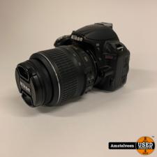 Nikon Nikon D3100 Body Black   18-55mm Lens   Nette Staat
