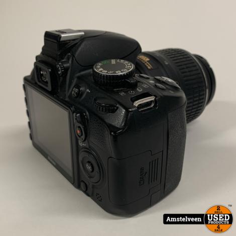 Nikon D3100 Body Black   18-55mm Lens   Nette Staat