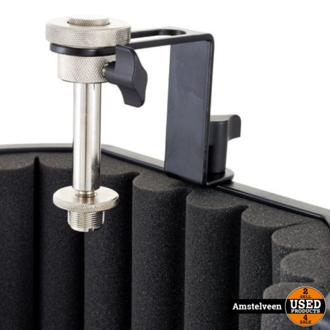 sE Electronics GuitaRF Reflexion Filter for Guitar and Bass Cabinets | Nieuw