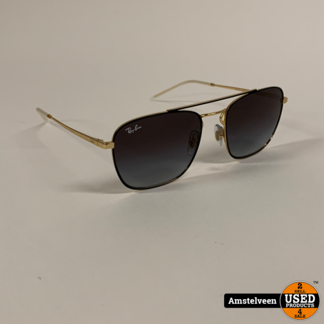Ray-Ban RB3588 9054/8G 55-19-140 Zonnebril | Nette Staat