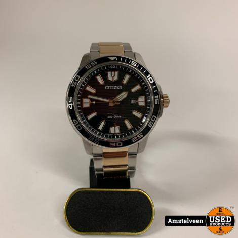 Citizen Sport AW1524-84E Sport horloge   Nette Staat