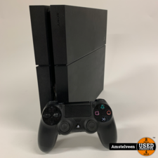 Playstation 4 1TB Black | Nette Staat