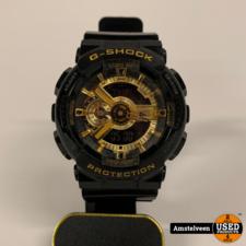 Casio Casio G-Shock Heren Horloge GA-110GB-1AER 52 mm | Nette Staat