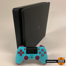 Sony Playstation 4 Slim 1TB Black | Nette Staat