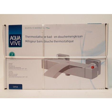 Aqua Vive Thermostatische bad- en douchemengkraan | Nieuw in Doos