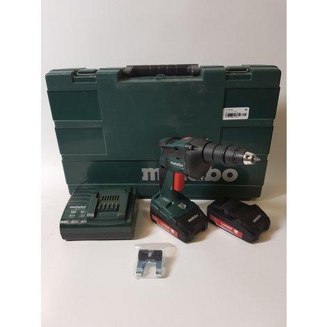 Metabo SE 18 LTX 4000 Accu-schroefmachine   Nieuw