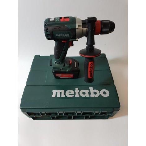 Metabo SB 18 LTX BL Quick Accu-boorschroefmachine | Nieuw