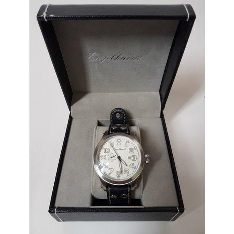 Engelhardt heren Horloge Automaat zwart | in doos