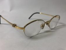 Cartier Semi Rimless Mogi 17309 Goud/Gold | incl. doos