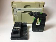 Festo CDD 12 ES 12V 1.7Ah Boormachine   in Koffer