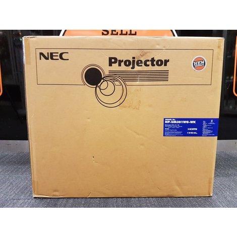 NEC UM301W Projector/Beamer   Nieuw in Doos