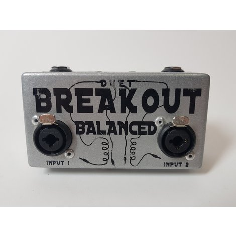 T-Sound Pro duet: BREAKOUT Apogee Duet Breakout Box | Incl. garantie