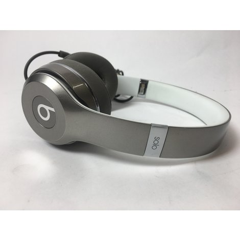 Beats By dr Dre Solo 2 Grijs wired | In nette staat