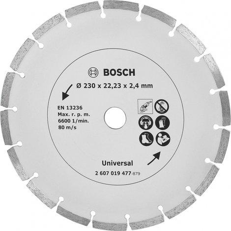 Bosch professional universal 230x22.23mm | Nieuw!