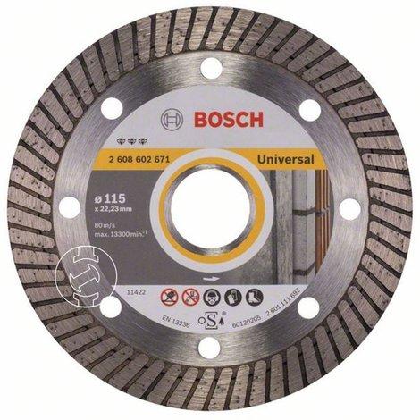 Bosch 2 608 602 675 230mm 22,23 Diamantschijf | Nieuw