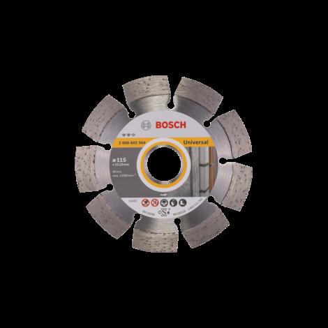 Bosch 2 608 602 672 125mm 22.23 Diamantschijf | Nieuw