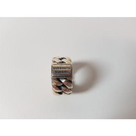 Buddha to Buddha schakel ring 925 | incl. Garantie