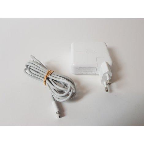 Apple 61W usb C Power Adapter Apple | incl. garantie