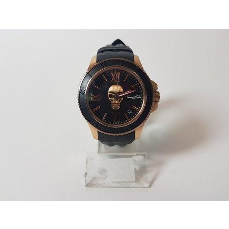 Thomas Sabo REBEL ICON Horloge rosegold | Nette Staat