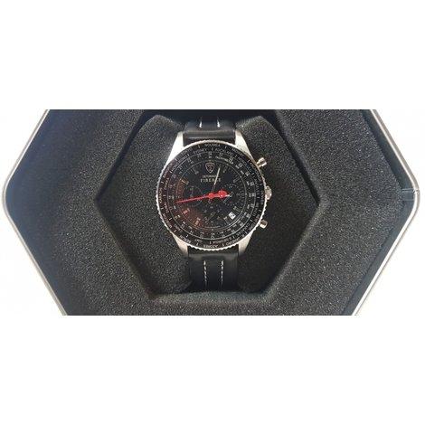 Detomaso Firenze SL1624C(BK) Herenhorloge | Nette staat in doos
