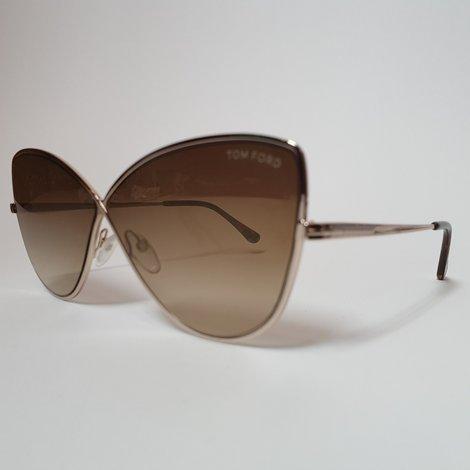 Tom Ford Elise-02 TF569 Dames zonnebril | Nette staat