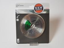 Bosch diamantschijf tegels 115 mm   Nieuw