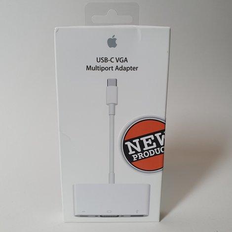 Apple USB-C VGA Multiport Adapter   Nieuw