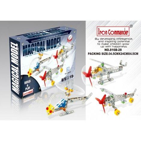 Iron Commander 816B-28 Set met 3 helikopters | Nieuw in doos