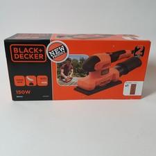Black+Decker vlakschuurmachine BEW220-QS | Nieuw