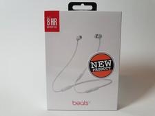 Beats BeatsX-oortjes Satin Silver #1 | Nieuw in Seal