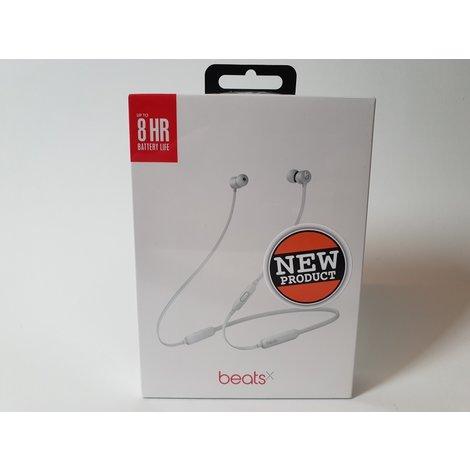 Beats BeatsX-oortjes Matte Silver #1 | Nieuw in Seal