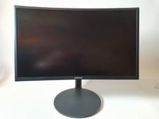 Samsung C24FG70FQU QLED 24 Inch Monitor | ZGAN