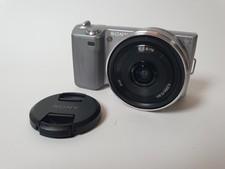 Sony NEX-5 Camera incl. Sony E 16mm f/2.8 | Incl. lader