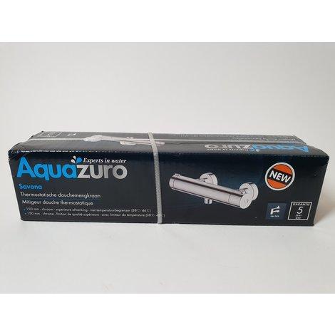 Aquazuro Thermostatische Douchemengkraan Savona 15cm | Nieuw