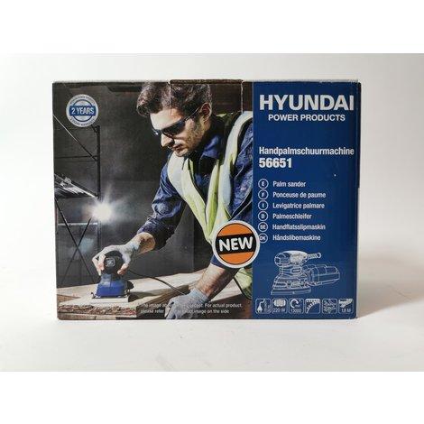 Hyundai Handpalmschuurmachine 56651 | Nieuw in Doos