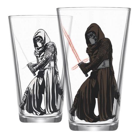 Paladone Star Wars kleurveranderend drinkglas - Kylo Ren | Nieuw