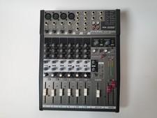Phonic AM1204FXUSB Mixer 8 CANALI AM-1204FX-USB Phantom 48V   Nette Staat